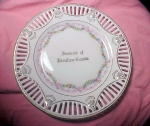 Beautiful Souivenir Of Hamilton Canada Plate From Germany