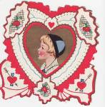 Vintage Valentine Whitney Made Boy 1930's