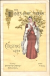 Victorian Era Ladies Home Journal Christmas 1890
