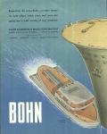 Vintage Mid Century Ad Bohn Tomorrow's Tug Fortune Magazine 1947
