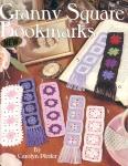 Granny Quare Bookmarks Leaflet