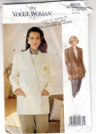 Vintage The Vogue Woman Misses Jacket 8-10-12