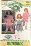 Vintage Cabbage Patch Kids Pattern 5-6-6x And Doll Pattern