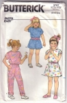 Butterick Fast And Easy Pattern Dress And Jumpsuit