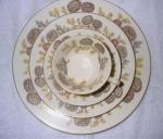 Wedgwood Bone China-lichfield Pattern