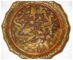 Oriental Dragon Plate