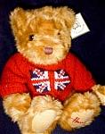 British Bear By Harrod's, London