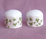Royal Tara Ireland Shamrock Mini Shakers