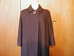 Black Livinston Coat
