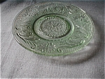 Chantilly Green Tiara Saucers