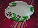 1956 Christmas Platter
