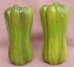 Large Bell Pepper Salt& Pepper Shakers