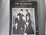 Keep On Dancing Sheet Music