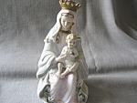 Lefton Madonna Figurine