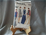 1977 Butterick Pattern