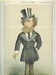 Vanity Fair Print - Statesmen No. 42.