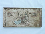 California Art Tile Horizontal Figural Panel