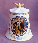 Aynsley England George Washington Bell