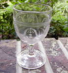 Cord And Tassel Goblet