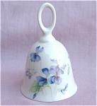Toyo Spring Violet Magie Porcelain Bell