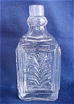 Blown Early Cologne Bottle 1800's