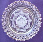 Knights Templar Duquesne Commandery Plate