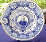 Admiral Dewey Coalport Plate