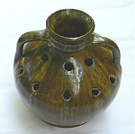 Southern Pottery Huge Pencil Holder