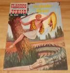 Classics Illustrated Jr. The Golden Fleece Comic Book No. 544 1st Ed.