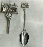 Victoria B.c. Souvenir Collector Spoon Canada