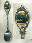 Sidney B.c. Canada Souvenir Spoon Collector