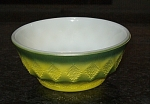 Fire King Kimberly Cereal Or Soup Bowl- Fireking- Diamond Pattern
