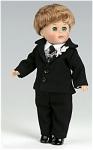 2006 Vogue Modern Ginny Boy Groom Doll