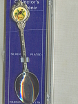 Tui Bird Collector Spoon In Box Silver Plate