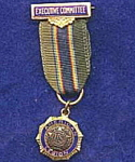American Legion Medal 'exective Commitee'