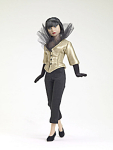 Effanbee Dramatique Simone Rouge Doll Outfit Only, 2008 Rt