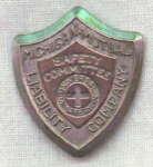 Michigan Mutual Safety Committee Pin