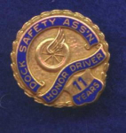 Dock Safety Assn. Honor Driver 11-years Pin