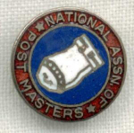 National Assn Of Post Masters Pin