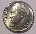 1983-d Roosevelt Dime Choice Bu Or Better - Tough Date Coins