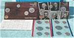 1985-pd U.s. Treasury Mint Set In Original Color Pack With Coa 10 Coins