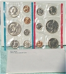 1973-pds U.s. Treasury Mint Set In Original White Envelope 13 Coins