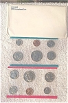 1979-pd U.s. Treasury Mint Set In Original White Envelope 12 Coins
