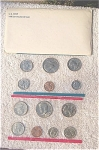 1980-pds U.s. Treasury Mint Set In Original White Envelope 13 Coins