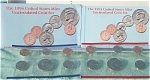 1994-pd U.s. Treasury Mint Set In Original Color Pack With Coa 10 Coins