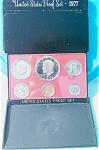 1977-s U.s. Treasury Deep Cameo Gem Proof Set In Original Box 6 Coins