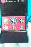 1979-s Type I U.s. Treasury Deep Cameo Gem Proof Set In Original Box 6 Coins