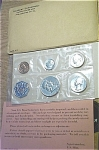 1963 U.s. Treasury Brilliant Gem Silver Flat Pack Proof Set 5 Coins
