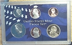 2004-s C/n Clad U.s. Treasury Deep Cameo Gem 6-coin Minors Only Proof Set 6 Coins
