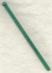 Hotel Riviera Las Vegas Swizzle Green Stick